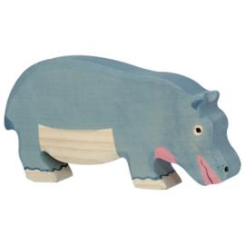 Holztiger Houten Nijlpaard