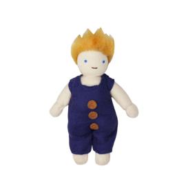 Olli Ella Holdie Folk poppenhuispopje Leif 11 cm