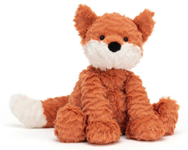 Jellycat Knuffel Vos 23cm, Fuddlewuddle Fox