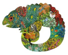 Djeco Puzzel 'Kameleon', 150 st, 62x48 cm