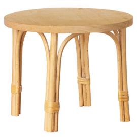 Maileg Rotan Tafeltje, Rattan Table, Medium,