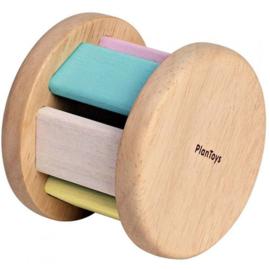 Plan Toys Baby Roller, Pastel