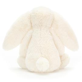 Jellycat Knuffel Konijn 31cm, Bashful Bunny Cream