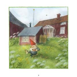 Zomer in het Grote Bos - Ulf Stark - Christofoor