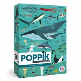 Poppik Puzzel Oceaan, 500 stukjes, 8+