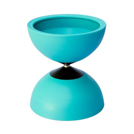 Professionele Diabolo Spinner, Turquoise