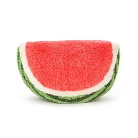 Jellycat Knuffel Watermeloen, Amuseable Watermelon