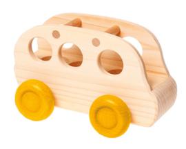 Grimm's houten Bus, Omnibus