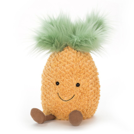 Jellycat Knuffel Ananas, Amuseable Pineapple