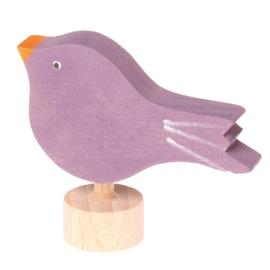 Grimm's Decoratiefiguur / Steker Zittende Vogel