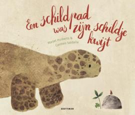 Een schildpad was zijn schildje kwijt - Marjet Huiberts - Gottmer