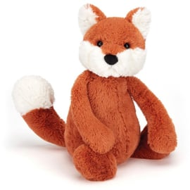 Jellycat Knuffel Vos 31cm, Bashful Fox Cub Medium
