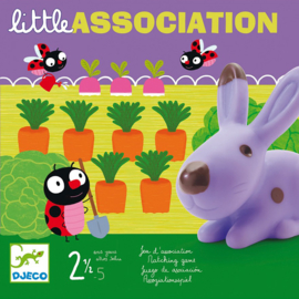 Djeco Peuter Spel, Little Association