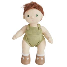 Olli Ella Dinkum Doll - Pumpkin 35 cm