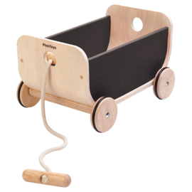 Plan Toys Trekwagen, Wagon Black