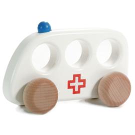 Bajo Houten ambulance