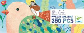 Djeco Puzzel 'Miss Birdy', 350 st, 97x33 cm