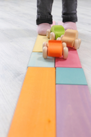 Grimm's houten Bouwplaten Pastel