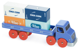 Vilac Houten container truck