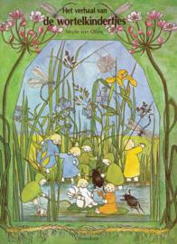 Het verhaal van de wortelkindertjes - Sybille von Olfers