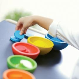 Plan Toys Sorteer en Tel Set