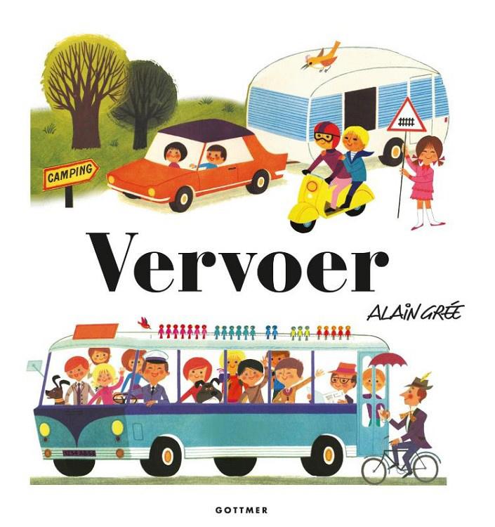 Vervoer - Alain Grée
