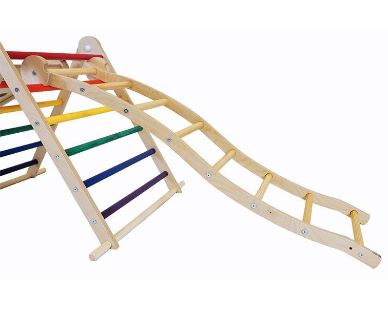 Triclimb - Wibli Ladder naturel | Triclimb | Villa Hoera