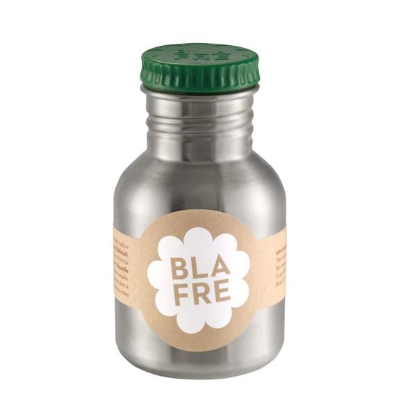 Blafre RVS drinkfles groen 300ml