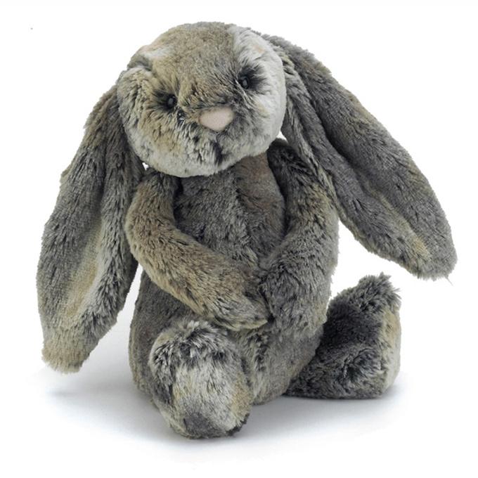 Jellycat Knuffel Konijn 31cm, Bashful Bunny Cottontail