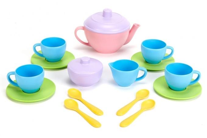 Green Toys Theeservies 'Tea Set'