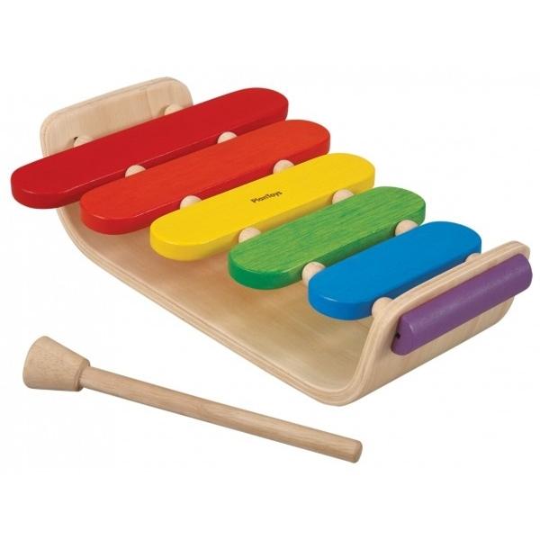 Plan Toys Xylofoon, Oval Xylophone