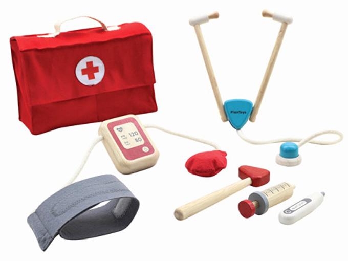 Plan Toys Houten Dokter Set