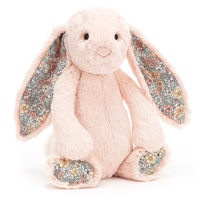 Jellycat  Knuffel Konijn 31cm, Blossom Blush Bunny