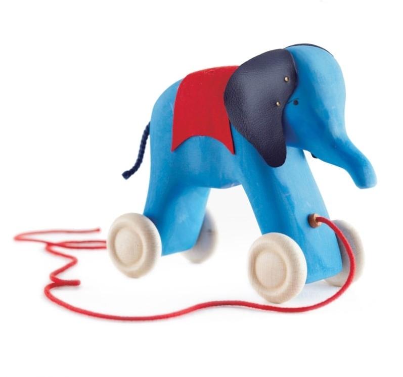 Grimm's houten Trekolifant