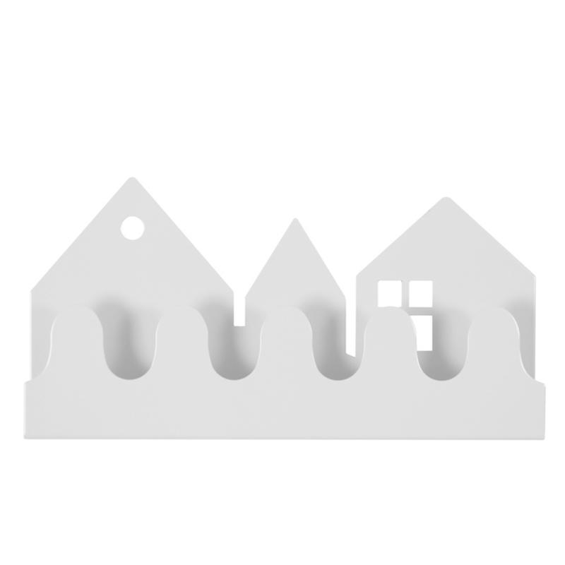 Roommate Village kapstok wit 32 cm