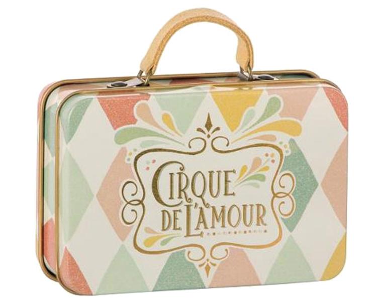 Maileg metalen koffertje circus