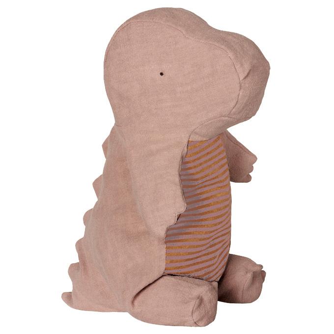 Knuffel Dino Medium, Powder, 35cm