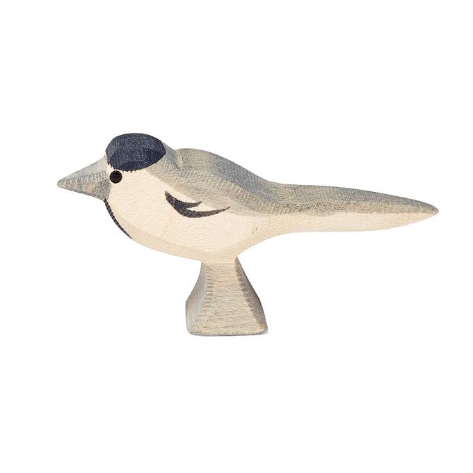 Ostheimer Houten vogel Kwikstaart