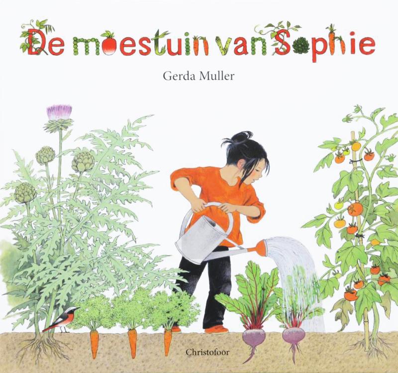 De moestuin van Sophie - Gerda Muller - Christofoor