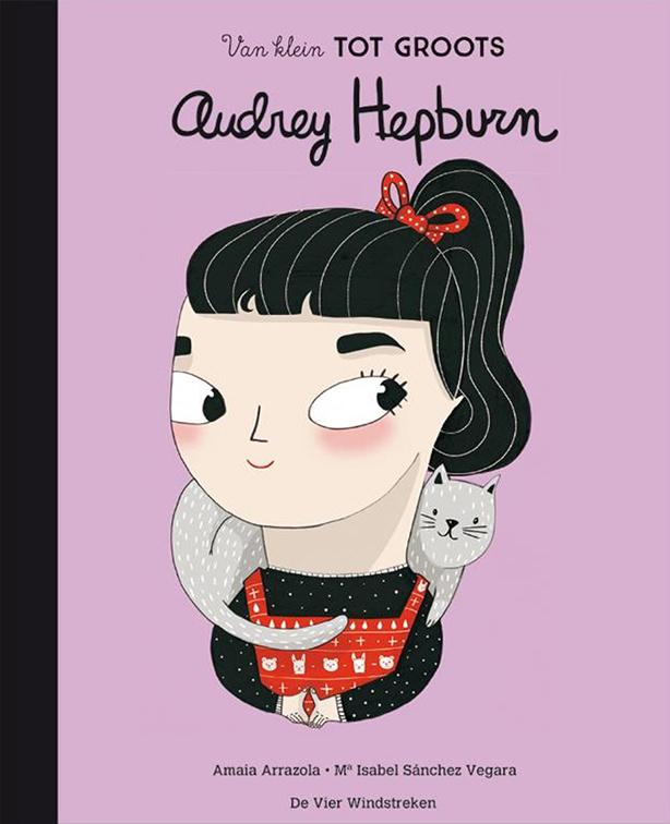 Audrey Hepburn - Van klein tot groots - De Vier Windstreken