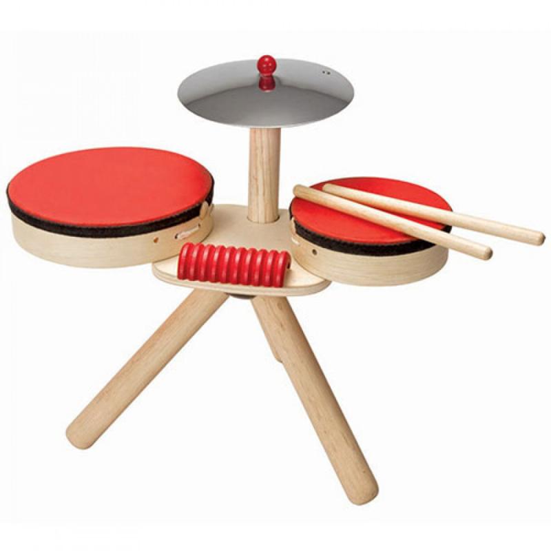 Plan Toys Musical Band Drumstel