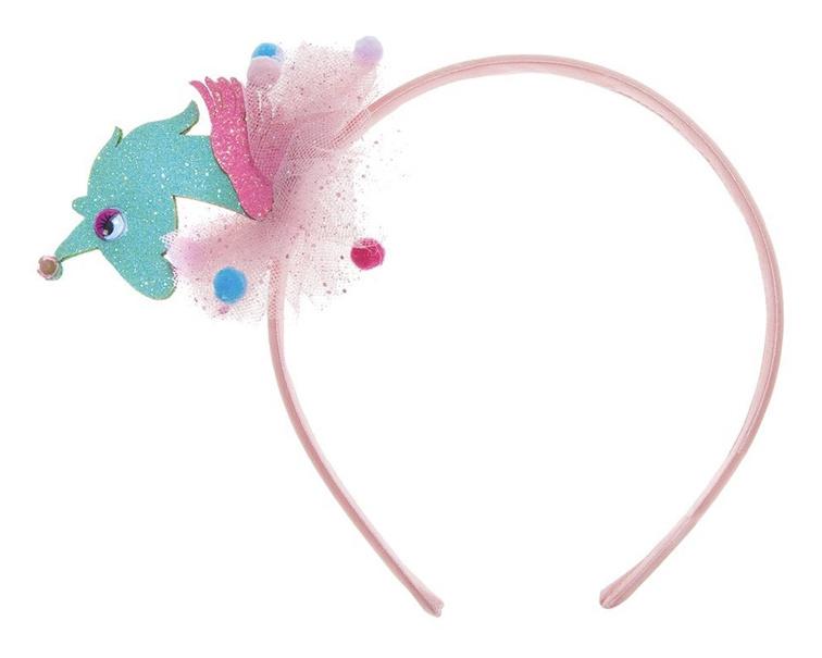Eenhoorn Diadeem / Haarband Mint