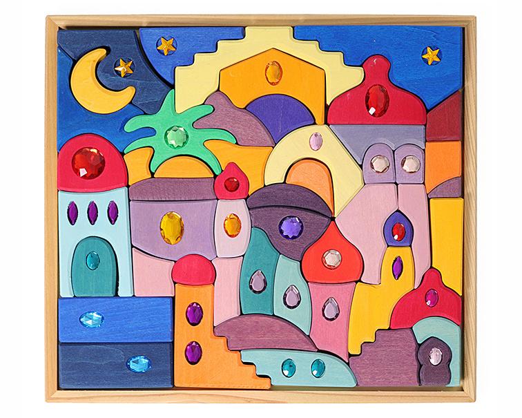 Grimm's Morgenland Puzzel, Sparkling Orient