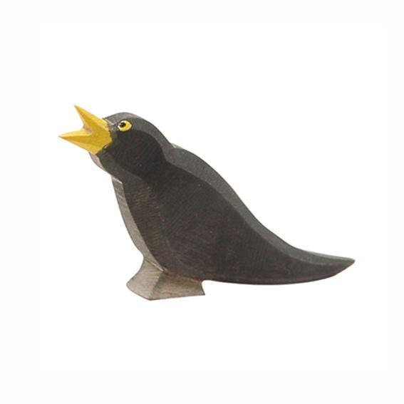 Ostheimer Houten vogel Merel