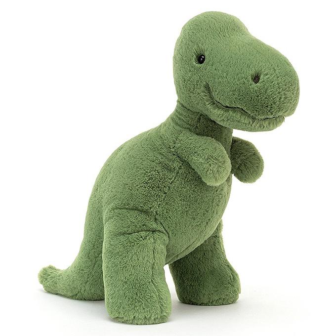 Jellycat Knuffel Dino 28cm, Fossilly T-Rex