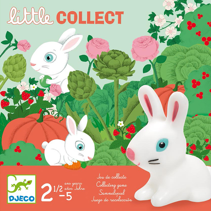 Djeco Peuter Spel, Little Collect