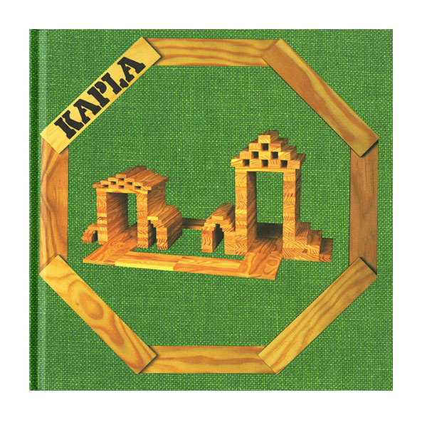 Kapla voorbeeldenboek architectuur, vanaf 4 jaar
