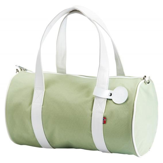 Blafre Gym bag, schoudertas lichtgroen