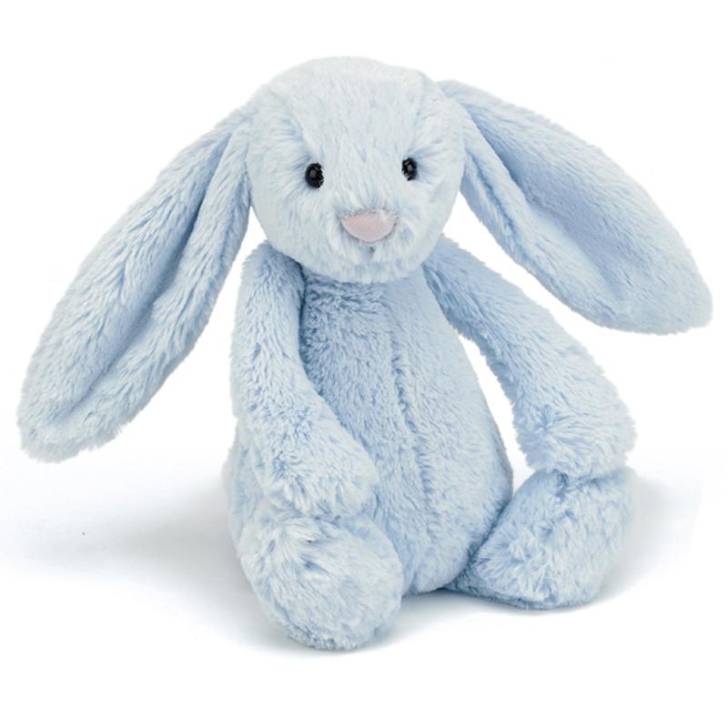 Jellycat Knuffel Konijn 31cm, Bashful Blue Bunny