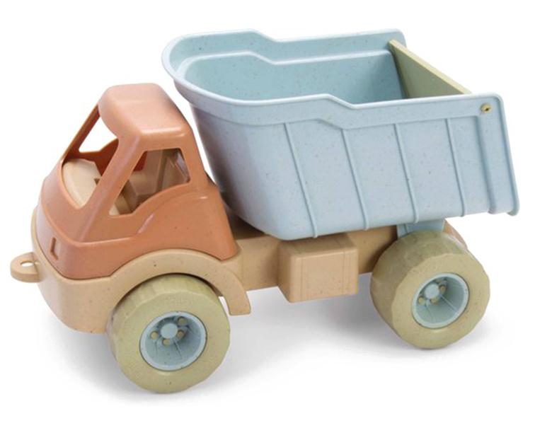 Dantoy Bioplastic Vrachtwagen/Kiepwagen, Dump Truck